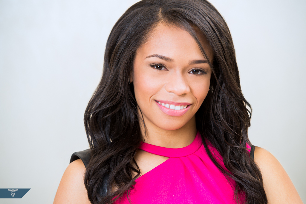 Comedienne, LANEYA WILES, gets it on at Caravan Stylist Studio with new Press Photos!